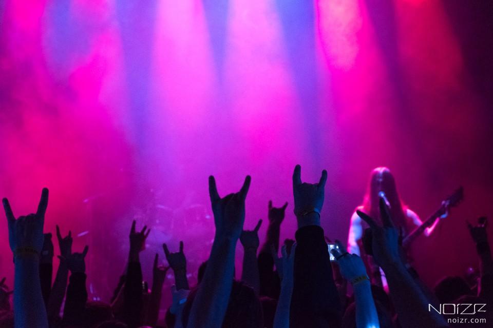 Hail the Cult: У Києві відбулося друге пришестя Inquisition