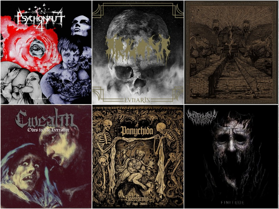Check 'Em All: Selection of black and death metal releases from Mexico to England