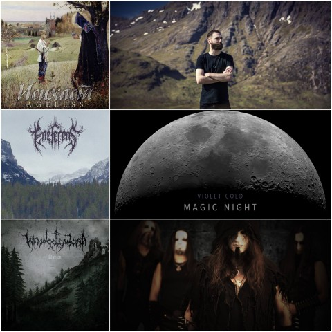 Check 'Em All: Six atmospheric releases, from orthodox black metal to cover of Queen