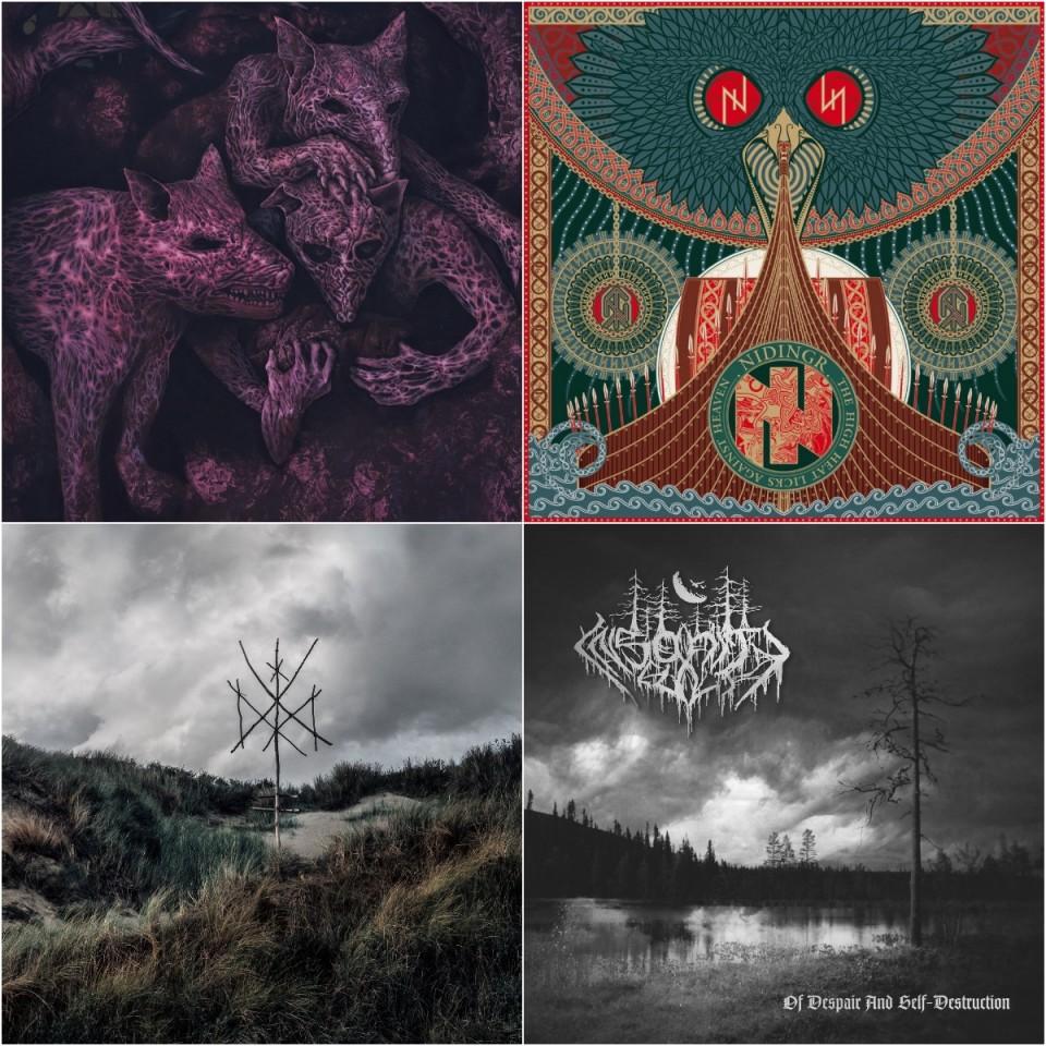 Check 'Em All: Lorn, Nidingr, Wiegedood та Insanity Cult