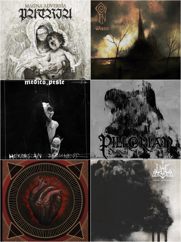 Check 'Em All: March's black metal releases