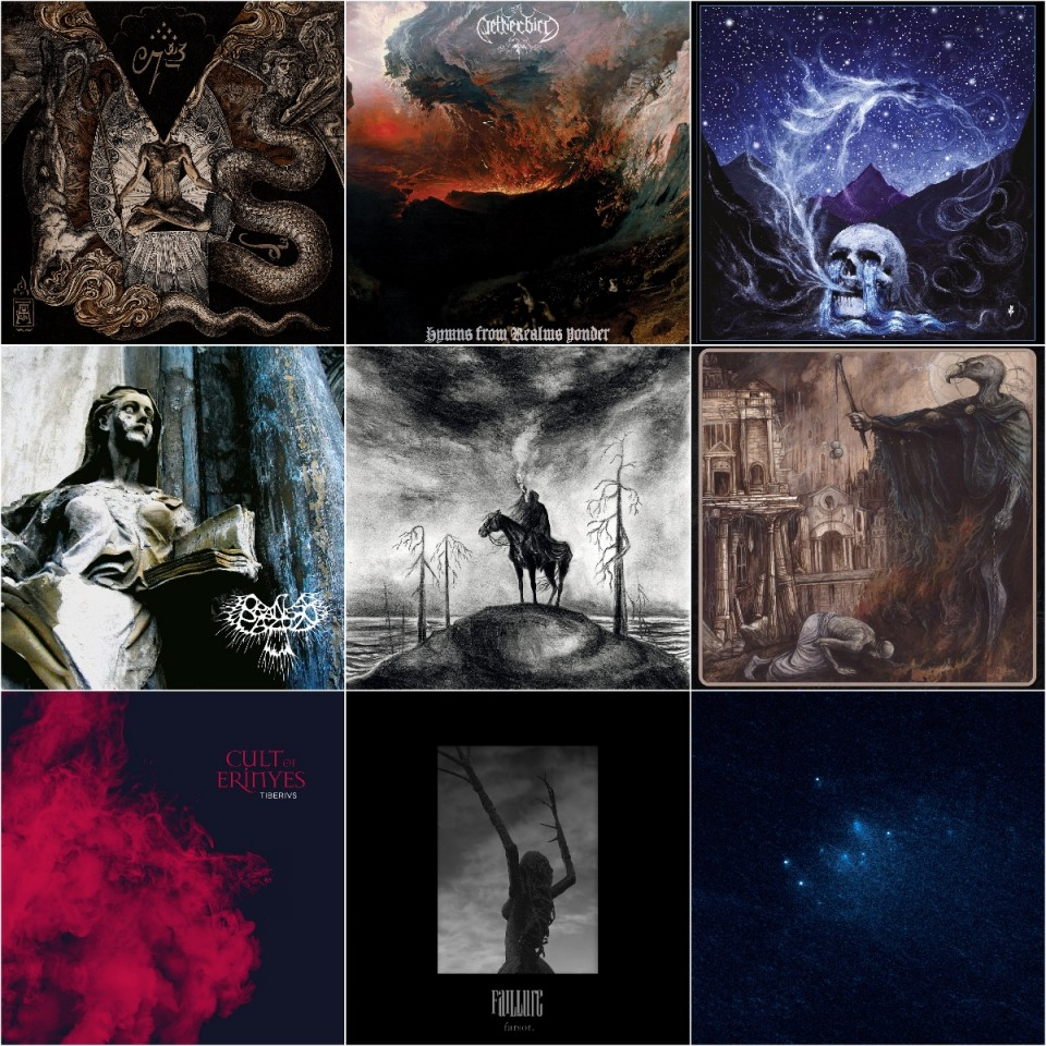 Check 'Em All: April's black metal releases