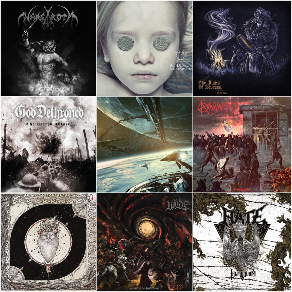 Check 'Em All: May's black metal releases