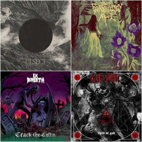 Check 'Em All: Death metal releases from Ulcest, The Forbidden Ritual, Ex Dementia, and Monstrath