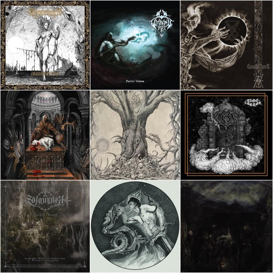 Check 'Em All: Блэк-метал-релизы за июнь и июль