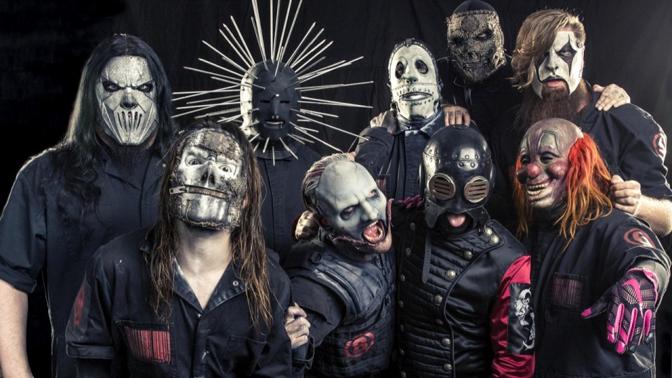 "Slipknot — Gloomy theater of the mad nine: Review for ""Slipknot: Day of The Gusano"" concert film"