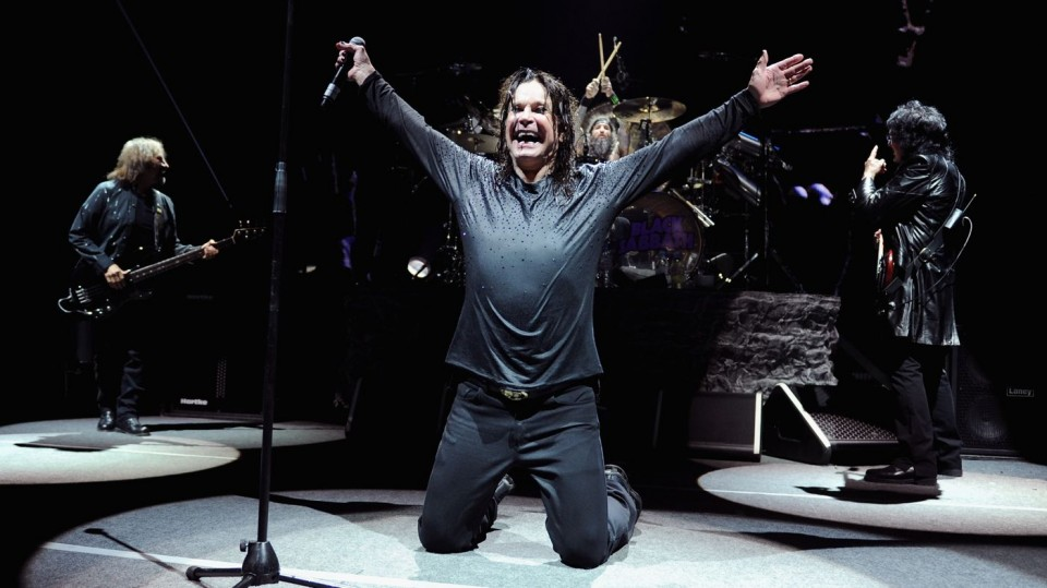 "Black Sabbath — ""The End Of The End"": Review for a film about Black Sabbath's final show"