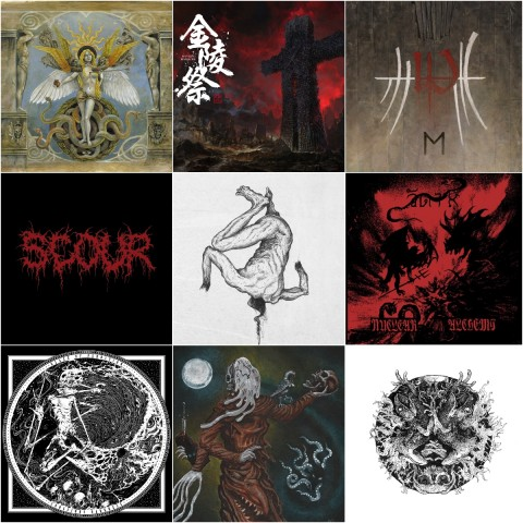 Check 'Em All: October's and November's black metal releases