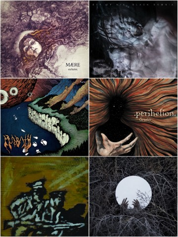 Check 'Em All: Experimental black metal