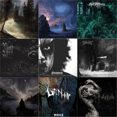 Check 'Em All: December's black metal releases