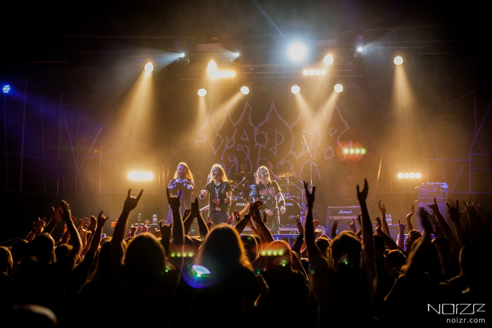 """This is your kingdom!"": Concert review of Vader, Hate, and Thy Disease in Kyiv"