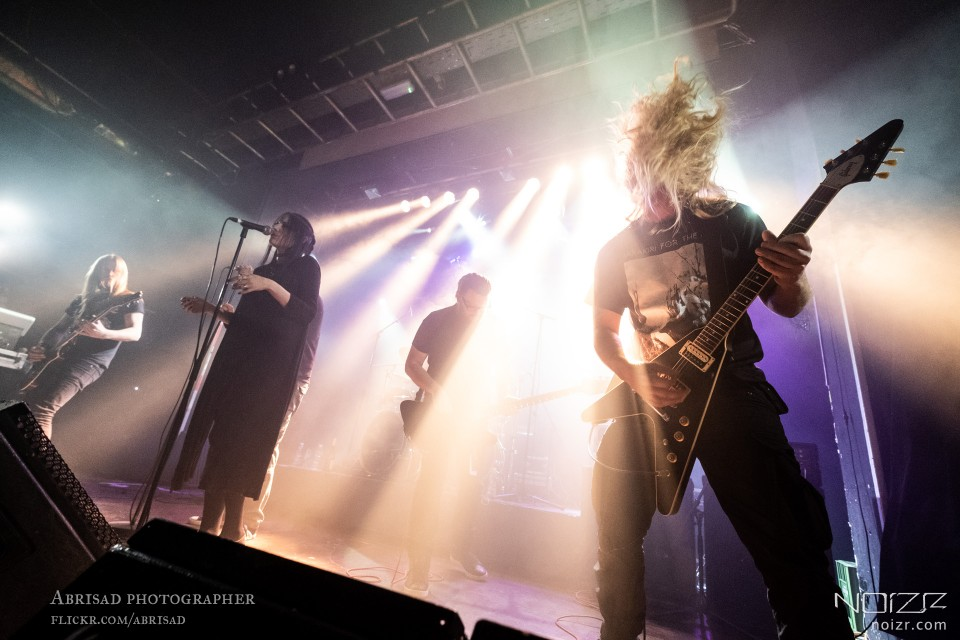 Report from final gig of Draconian and Harakiri for the sky co-headline tour