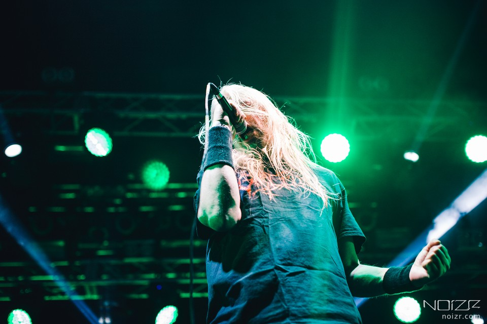 Asphyx by Mila Immortality — Photo report from Metal East: Nove Kolo festival pre-party