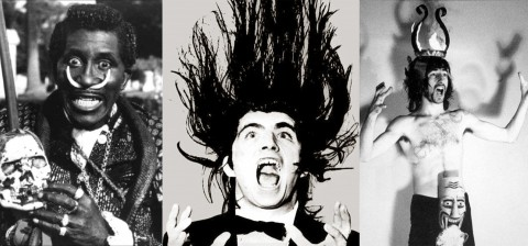 The great and terrible: Three pioneers of shock rock