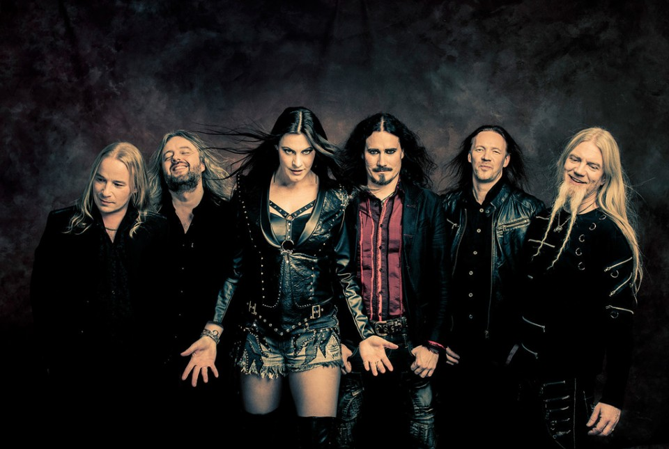 Photo by Ville Akseli Juurikkala — 10 interesting facts about Nightwish