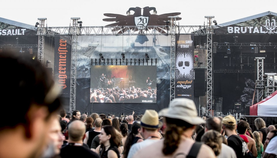 Petr Hoffelner, brutalassault.cz — 5 reasons to visit Brutal Assault festival