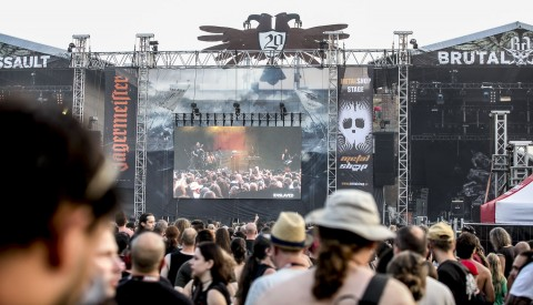 5 reasons to visit Brutal Assault festival