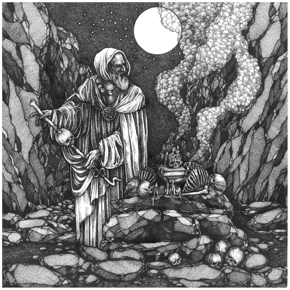 Dark Art: Selection of black metal artworks for the first half of 2018