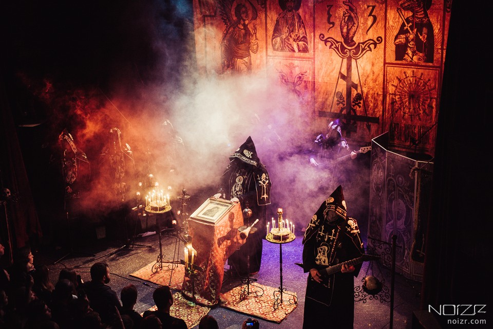 Batushka live in Kyiv, 2018. Pic by Mila Immortality — Batushka or Bartushka: What's happening with the Polish project