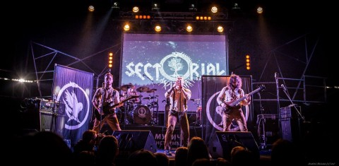 Sectorial won two awards at The Best Ukrainian Metal Act
